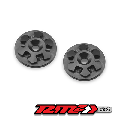 JConcepts RM2 Clover Large Flange Wing Buttons