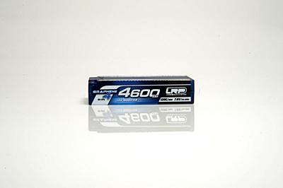 LRP Graphene-4 LCG Modified Shorty 4600mAh 7.6V 2S 120C/60C HV LiPo (5mm, 186g)