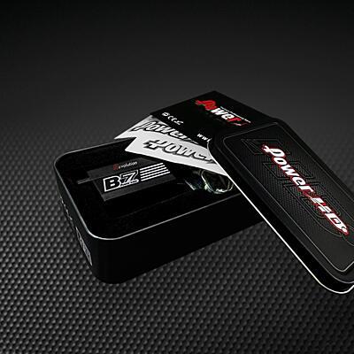 Power HD B7 Revolution Low Profile (0.055s/13.0kg/7.4V) Brushless Servo