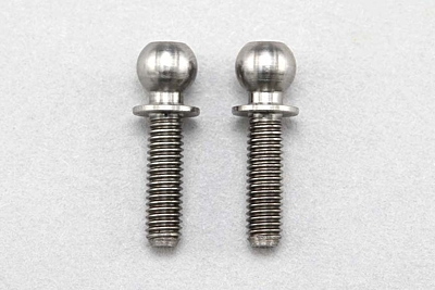 Racing Performer High Precision Titanium BD9 King Pin Ball (Ø4.8mm·2pcs)