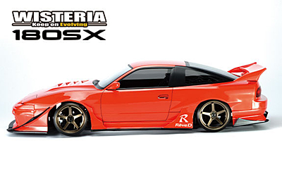 Reve D NISSAN 180SX WISTERIA Body Set