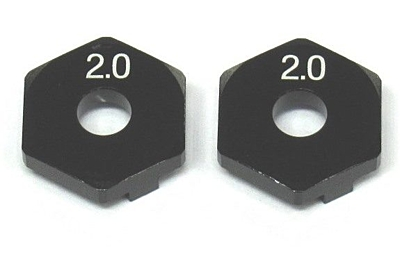 Reve D Wheel Spacer 2.0mm for RD-005 (2pcs)