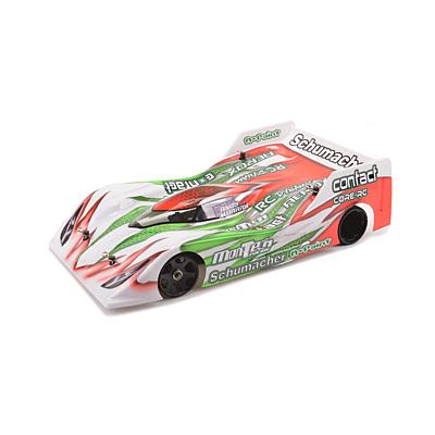 Schumacher Eclipse 4 1/12th Circuit Kit