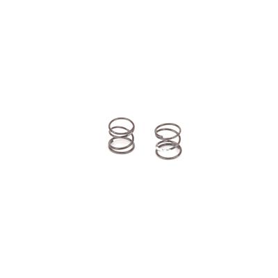 Schumacher Front Springs White - Ultra - Atom/Eclipse 2 (2pcs)