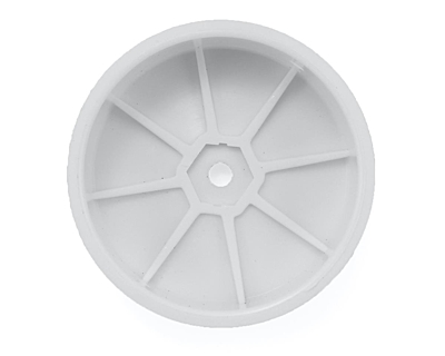 Schumacher Wheel Front 4WD - White (5 pairs)