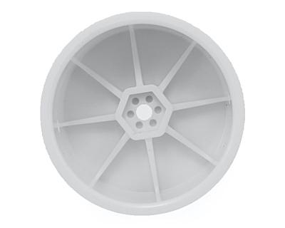 Schumacher Wheel Rear - White (5 pairs)