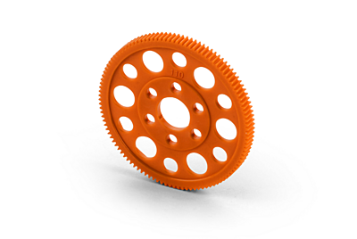 XRAY Offset Spur Gear 110T / 64 - Orange