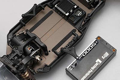 Yokomo YZ-2DTM3 2WD Offroad Car Kit