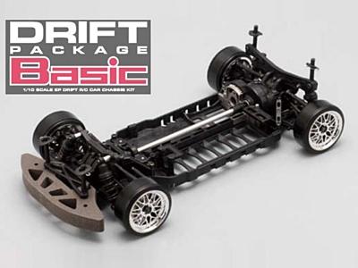 Yokomo Drift Package Basic Kit