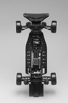 Yokomo YD-2S RWD Drift Car (Plastic chassis)