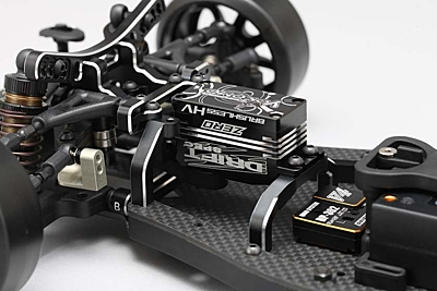 Yokomo YD-2SXII RWD Drift Car Kit (Graphite Chassis)