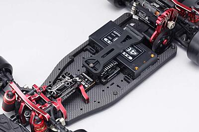 Yokomo YD-2SXII RED LIMITED RWD Drift Car Kit (Graphite Chassis)