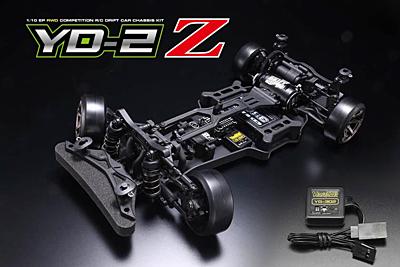 Yokomo YD-2Z RWD Drift Car Kit (Plastic Chassis with YG-302 Steering Gyro)