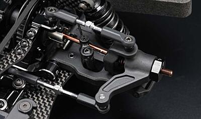 Yokomo BD9 Touring Car Kit - Alu Lower Deck Version