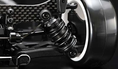 Yokomo BD9 Touring Car Kit - Carbon Lower Deck Version
