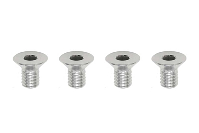 Yokomo Aluminum FH Socket Screw M3×6mm (4pcs)