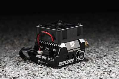 Yokomo Racing Performer RPX-II Drift Spec 160A ESC