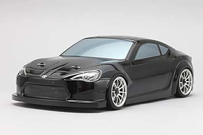 Yokomo Body Set for HKS Racing Performer 86 (Graphic decal less)