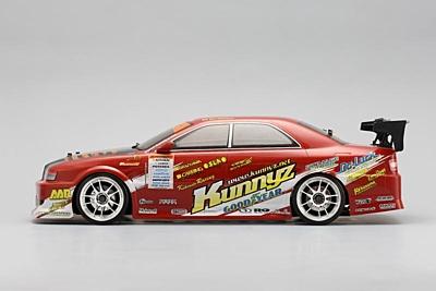 Yokomo Kunny's CHASER JZX100 Body Set