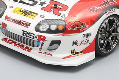 Yokomo RSR JZA80 SUPRA Body Set