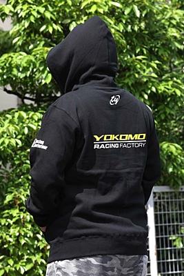Yokomo Factory Hoodie (XL size)