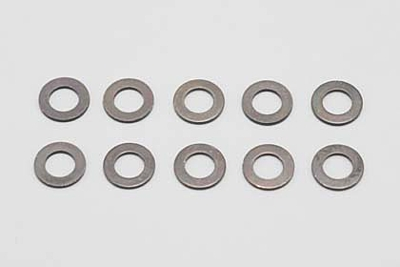 Yokomo 3×6×0.5mm Washer (Steel·10pcs)